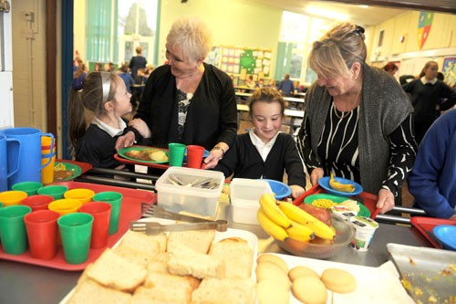 Gresswell-Primary-School-Denton-Mar-2012-Grandmas-and-Girls-small