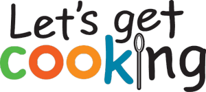 Let's get cooking logo